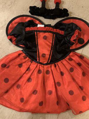 Ladybug costume 6-9 months for Sale in Boca Raton, FL