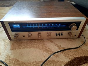 pioneer sx-424 receiver for Sale in Plant City, FL