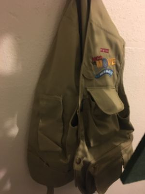Fishing or hunting jacket for Sale in Victoria, TX