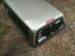 Fiberglass camper top 51 1/2 x 76 in for Sale in Fort Pierce, FL