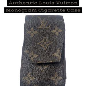 Louis Vuitton Monogram Cigarette/Lipstick Case for Sale in Santa Ana, CA