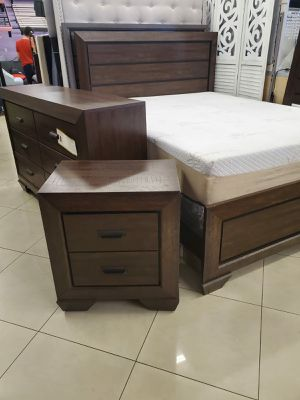 💥💥Sale💥💥4 pcs bedroom set...$49 Down payment ... Price $598... Easy to apply on our website 📲💻👨💻👩💻 for Sale in Las Vegas, NV