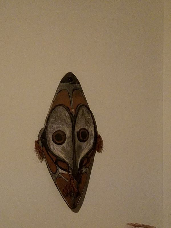 TRADE??! Exotic art, masks, carvings, collectibles