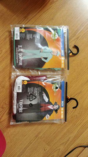 NEW E. R Doctor costume $5. The Vampire SOLD. for Sale in Marysville, WA