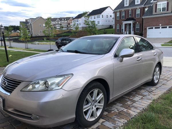 2007 Lexus ES 350 clean and beautiful condition