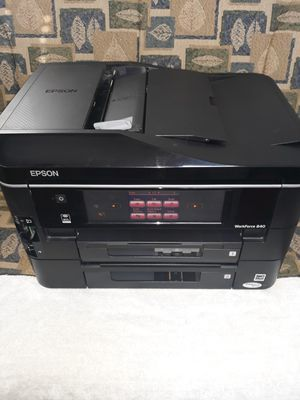 Epson w/extra ink cartridges for Sale in Pasco, WA