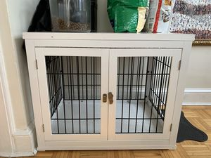 Dog Crate (Wood & Metal) for Sale in Washington, DC