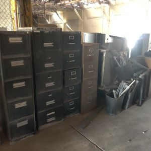 File Cabnets for Sale in Highland, CA