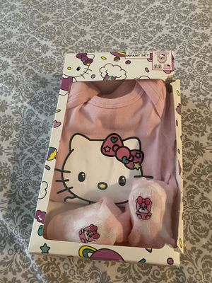 Hello kitty set for Sale in Las Vegas, NV