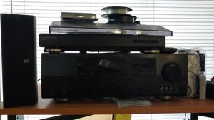 Yamaha Receiver with Yamaha Subwoofer for Sale in Seattle, WA