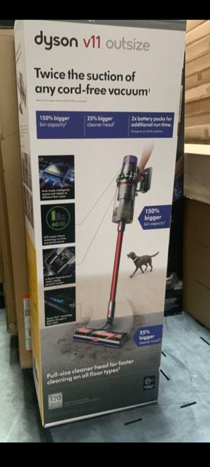 Dyson v11 OUTSIZE for Sale in Anaheim, CA