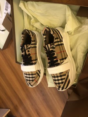 Burberry Sneakers for Sale in Washington, DC