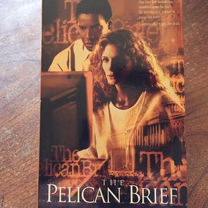Pelican Brief VHS for Sale in San Jose, CA