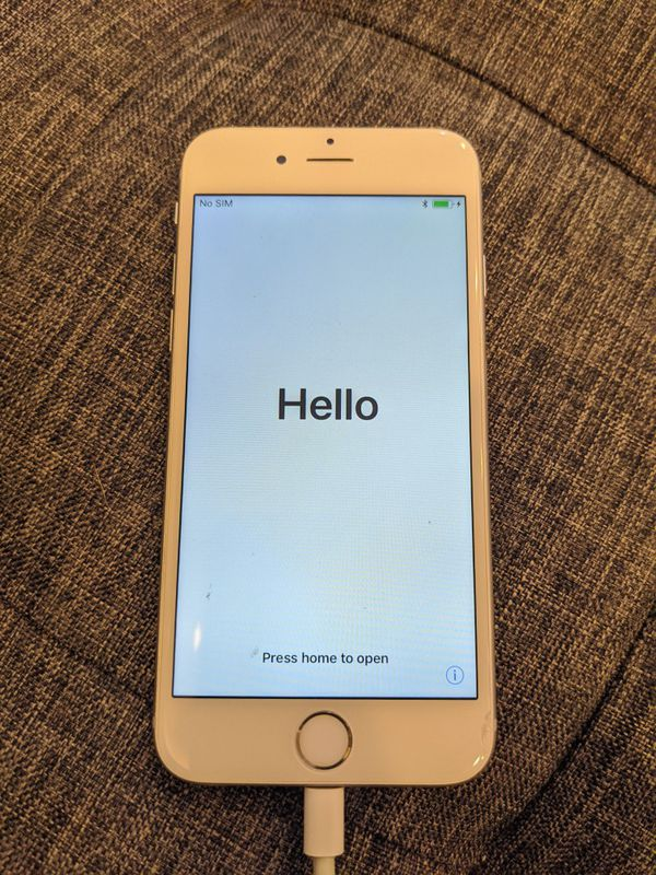 iPhone 6S 16GB CDMA Excellent Condition