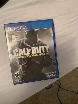Call of duty infinite warfare (ps4) for Sale in Medley, FL
