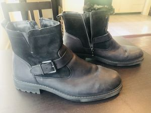 Reaction Kenneth Cole. Black Leather. Size 12 for Sale in Austin, TX