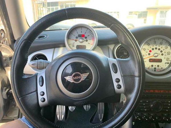2004 MINI Cooper Hardtop