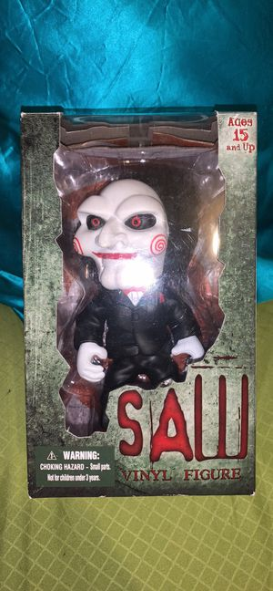 Rare jigsaw vinyl figure!!! for Sale in Lock Haven, PA