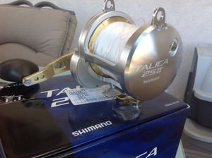 Wanted Fishing Reels Cash Paid ! for Sale in Yorba Linda, CA