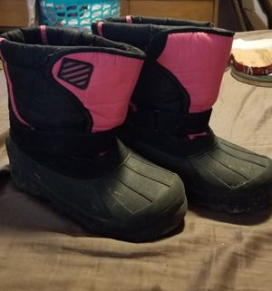 Girls snow boots for Sale in Bergen, NY