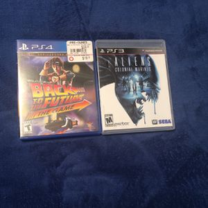 One PS4 and One Ps3 Games for Sale in Jefferson, MD