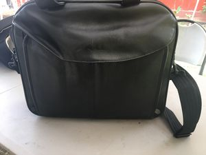 Leather Bag 💼 ,,DELL BRAND for Sale in Patterson, CA