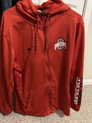 Men's Nike Ohio state hoodie for Sale in Brunswick, OH