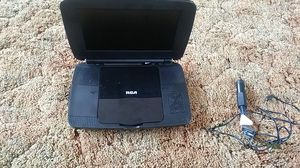 PORTABLE DVD PLAYER JUST HAVE CAR CHARGER for Sale in Cleveland, OH