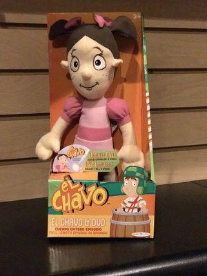 El Chavo doll brand new in packaging for Sale in Atlanta, GA