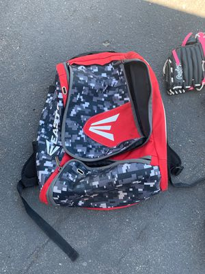 Softball/ Baseball Bags and gloves for Sale in Anaheim, CA
