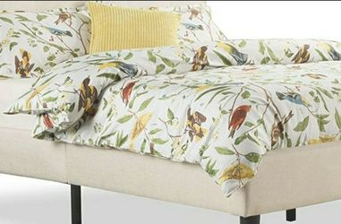 New (MCH) Modern Design Beige Square Button Tufted Upholstered Bed (King Size Frame) for Sale in Los Angeles,  CA