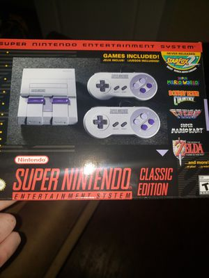 Super Nintendo Mini. 30 games. for Sale in Beaverton, OR