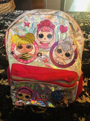 LOL dolls Backpack for Sale in Rancho Cucamonga, CA