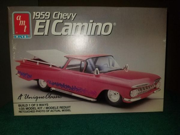 AMT 1959 Chevy El Camino model kit