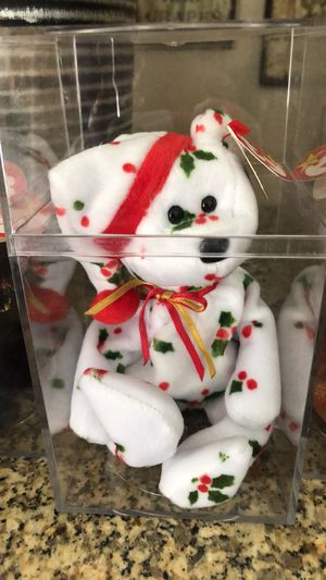 1998 Holiday Teddy ty bear for Sale in San Luis Obispo, CA