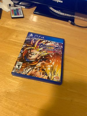 Dragon Ball fighter z for Sale in Walkersville, MD