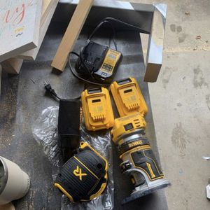 Dewalt Router And Sander for Sale in San Diego, CA
