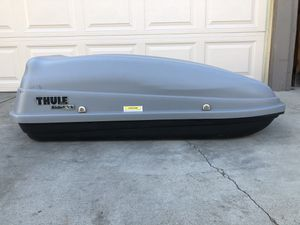 Thule Sidekick Car Top Carrier for Sale in Denver, CO