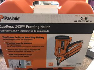 Paslode xp framing nailer for Sale in Cleveland, OH