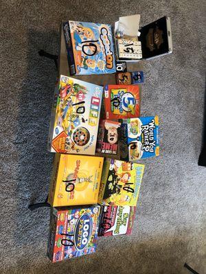 Board games for Sale in Rockwall, TX