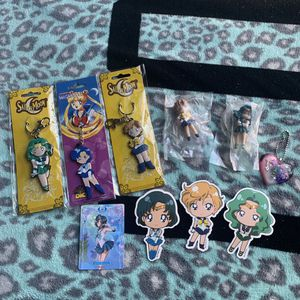 Sailor moon senshi Keychain Bundle for Sale in Los Angeles, CA