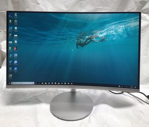"""Samsung 27"""" Curved Monitor for Sale in Carson, CA"""