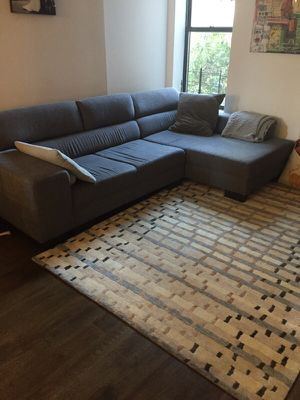 Custom sectional couch for Sale in Brooklyn, NY