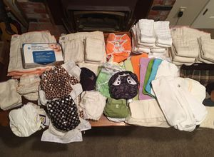 Cloth Diaper Lot All You Need Stash! for Sale in Tigard, OR