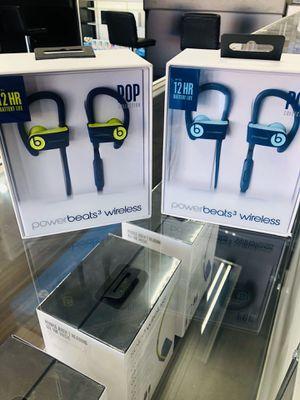 Power beats wireless 3 for Sale in Dallas, TX
