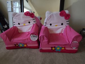 New Hello Kitty Cushion Chairs for Sale in Salt Lake City, UT