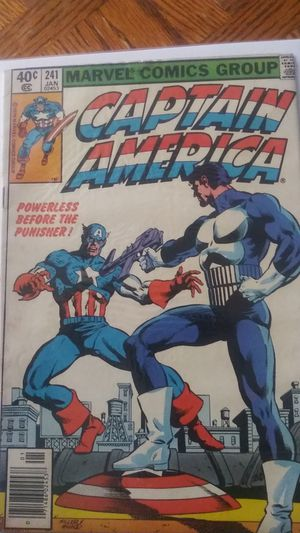 Captain America # 241 for Sale in Immokalee, FL