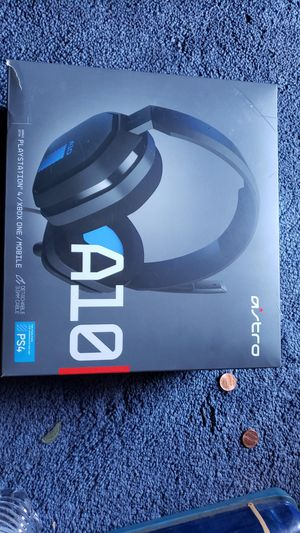 Xbox one or play station headphones for Sale in Denver, CO