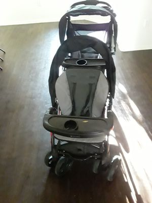 Baby double stroller for Sale in Glendale, AZ