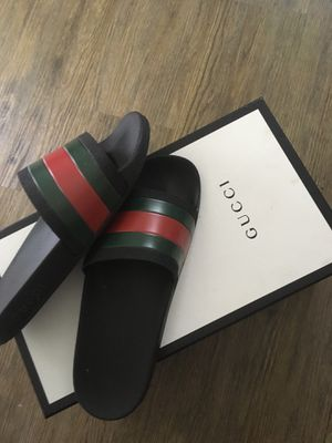 Gucci flip flops for Sale in Portland, OR